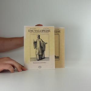 náhled knihy - Encyklopedie řádů, kongregací a řeholních společností katolické církve v českých zemích, díl II, svazek I-II