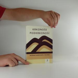 náhled knihy - Krkonoše, Podkrkonoší 7