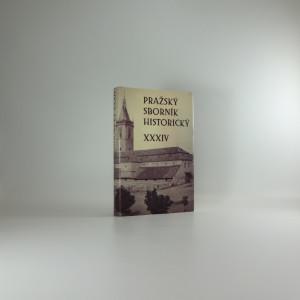 náhled knihy - Pražský sborník historický XXXIV