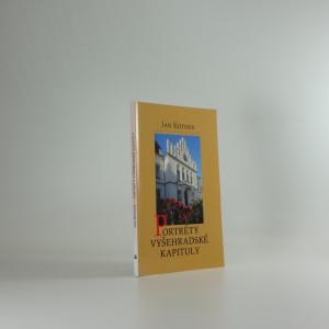 náhled knihy - Portréty vyšehradské kapituly