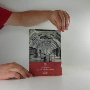 náhled knihy - Knihovny státních hradů a zámků