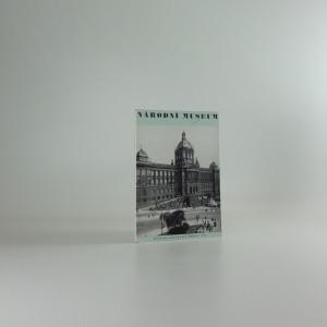 náhled knihy - Národní museum v Praze