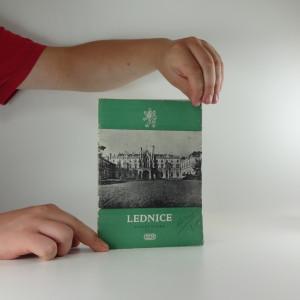 náhled knihy - Lednice : státní zámek