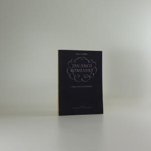 náhled knihy - Jan Amos Komenský : stručný životopis