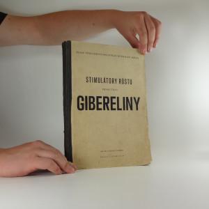 náhled knihy - Stimulátory růstu, část I, Gibereliny
