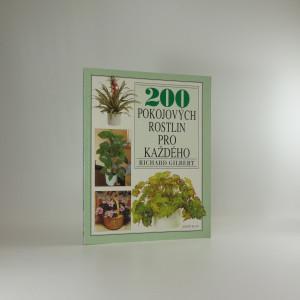 náhled knihy - 200 pokojových rostlin pro každého
