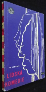 náhled knihy - Lidská komedie