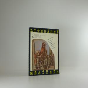 náhled knihy - Literární měsíčník, ročník XIX, číslo 2  (Kája Saudek: Štěstí)