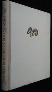 náhled knihy - V horách Větrné řeky