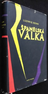 náhled knihy - Španělská válka