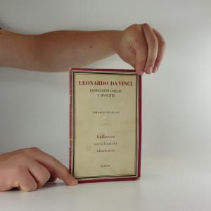 náhled knihy - Leonardo da Vinci, renesanční umělec a myslitel