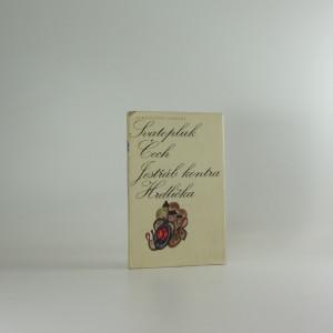 náhled knihy - Jestřáb kontra Hrdlička : ze zápisků přítelových