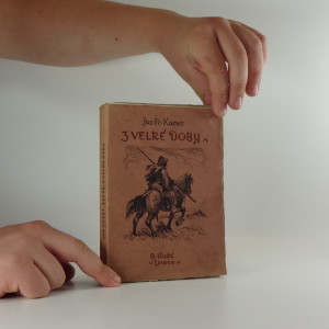 náhled knihy - Z velké doby : hrst povídek a črt z XV. věku