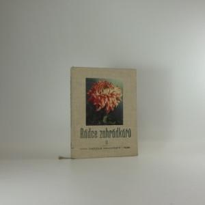 náhled knihy - Rádce zahrádkářů, díl II