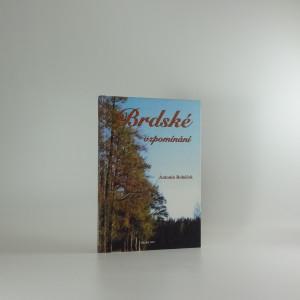 náhled knihy - Brdské vzpomínání
