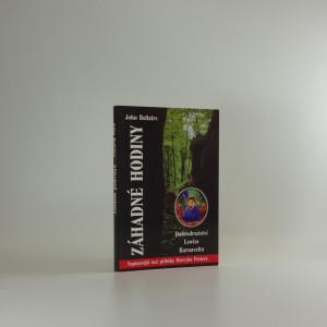 náhled knihy - Záhadné hodiny : dobrodružství Lewise Barnavelta