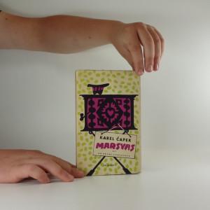 náhled knihy - Marsyas, čili, Na okraj literatury 1919-1931