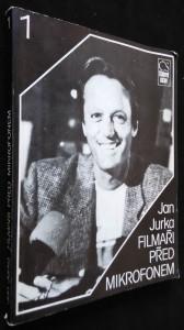 náhled knihy - Filmaři před mikrofonem I
