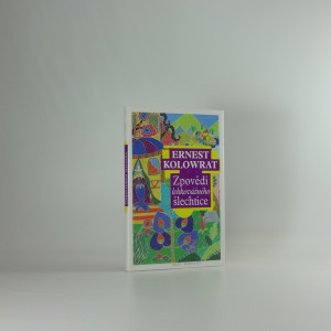 náhled knihy - Zpovědi lehkovážného šlechtice