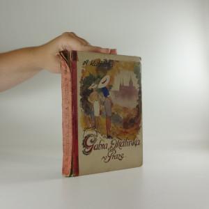 náhled knihy - Gabra a Málinka v Praze