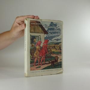 náhled knihy - Mařenčiny prázdniny v Dolenkově - kniha veselých příběhů