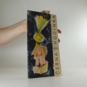 náhled knihy - Černá hodinka : zimní čtení pro děvčata