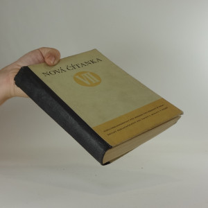 náhled knihy - Nová čítanka. VII. [díl] ...