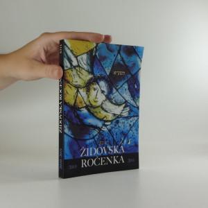náhled knihy - Židovská ročenka 5771, 2010-2011