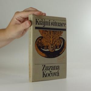 náhled knihy - Krajní situace