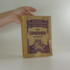 náhled knihy - Háj satyrů : román