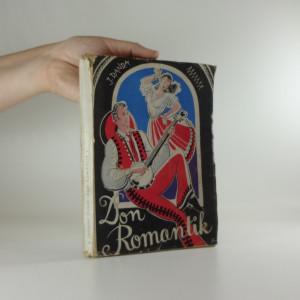 náhled knihy - Don Romantik : Příběhy z jiného světa