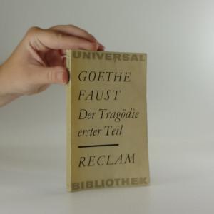 náhled knihy - Der Tragödie erster Teil