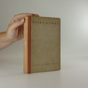 náhled knihy - Láska a smrt : výbor lidové poesie