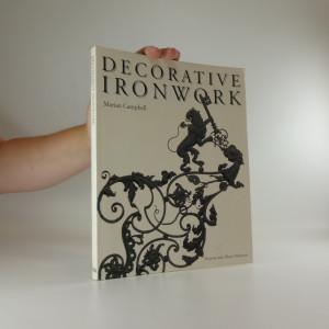 náhled knihy - Decorative ironwork