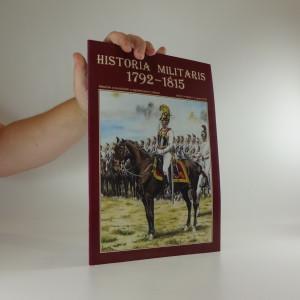 náhled knihy - Historia militaris 1792 - 1815. číslo 3, ročník I.