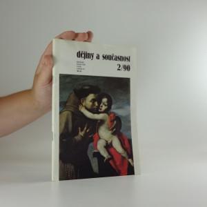 náhled knihy - Dějiny a současnost 2/1990