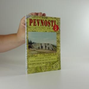 náhled knihy - Lexikon tvrzí československého opevnění z let 1935-1938