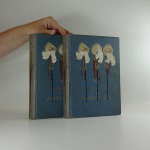 náhled knihy - Tři mušketýři (2 svazky)