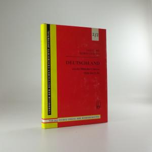 náhled knihy - Deutschland von der Mitte des 11. bis zur Mitte des 13. Jh