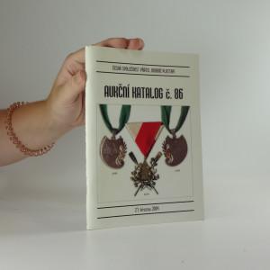 náhled knihy - Aukční katalog č. 86