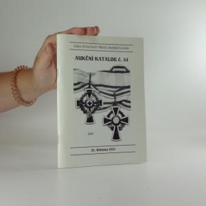 náhled knihy - Aukční katalog č. 84