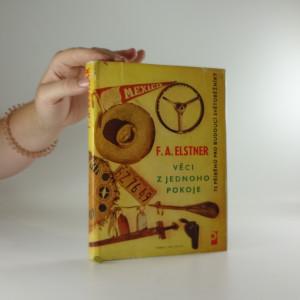 náhled knihy - Věci z jednoho pokoje : 75 příběhů pro budoucí světoběžníky