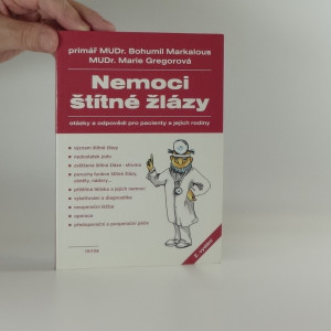 náhled knihy - Nemoci štítné žlázy : otázky a odpovědi pro pacienty a jejich rodiny