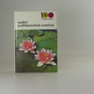 náhled knihy - Vodní vlhkomilné rostliny