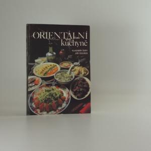 náhled knihy - Orientální kuchyně