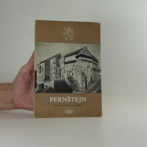 náhled knihy - Pernštejn : státní hrad a okolí