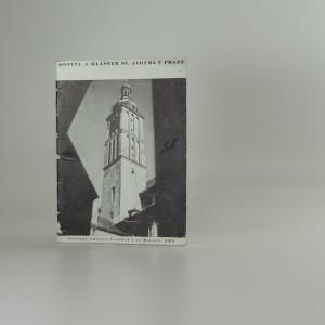 náhled knihy - Kostel a klášter Sv.Jakuba v Praze