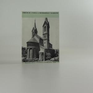 náhled knihy - Chrám sv. Cyrila a Metoděje v Praze Karlíně