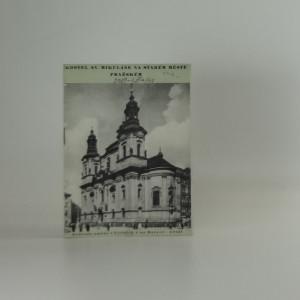 náhled knihy - Kostel sv. Mikuláše na Starém městě pražském