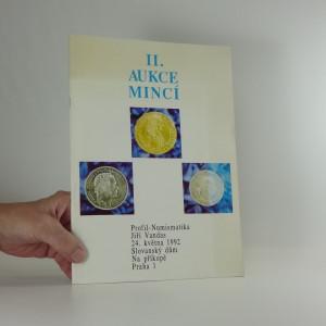náhled knihy - II aukce mincí